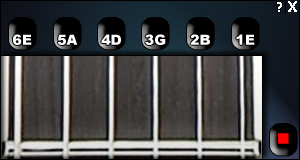 Easy to use Guitar Tuner